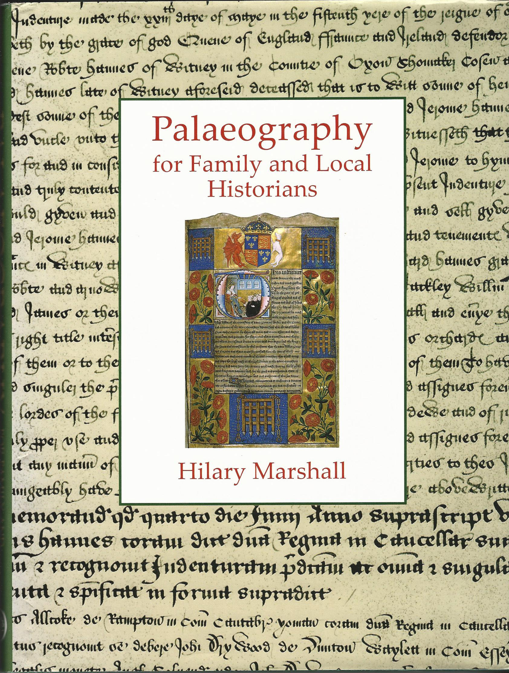 Image for Palaeography for Family and Local Historians