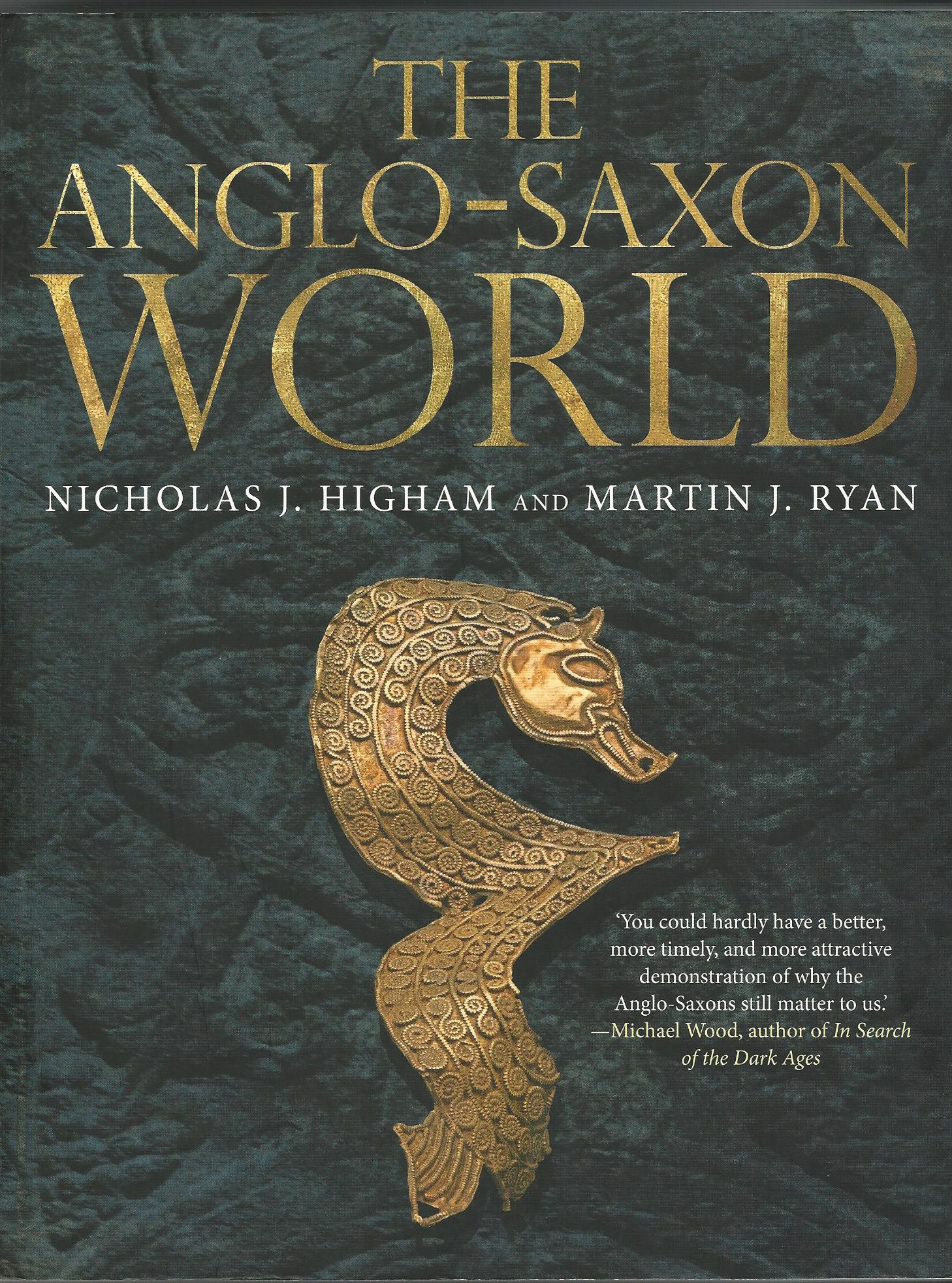 Image for The Anglo-Saxon World