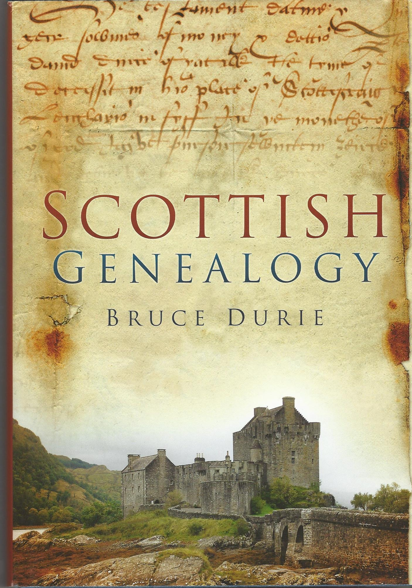 Image for Scottish Genealogy: Tracing Your Ancestors