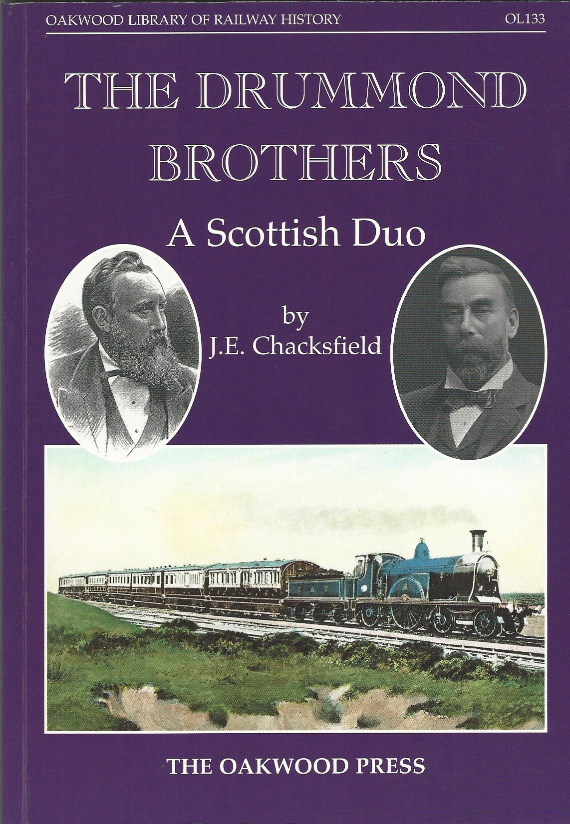 Image for The Drummond Brothers: A Scottish Duo (Oakwood Library of Railway History)