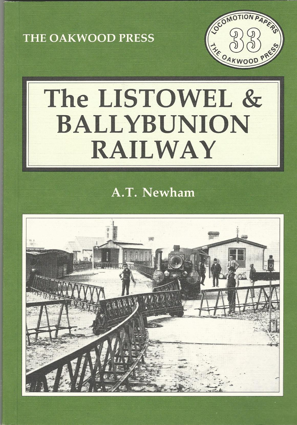 Image for Listowel and Ballybunion Railway (Locomotion Papers)