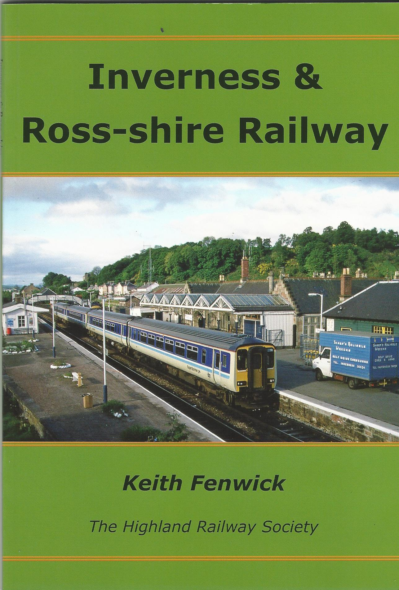 Image for Inverness & Ross-Shire Railway
