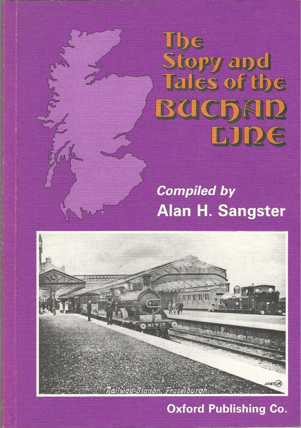 Image for Story and Tales of the Buchan Line