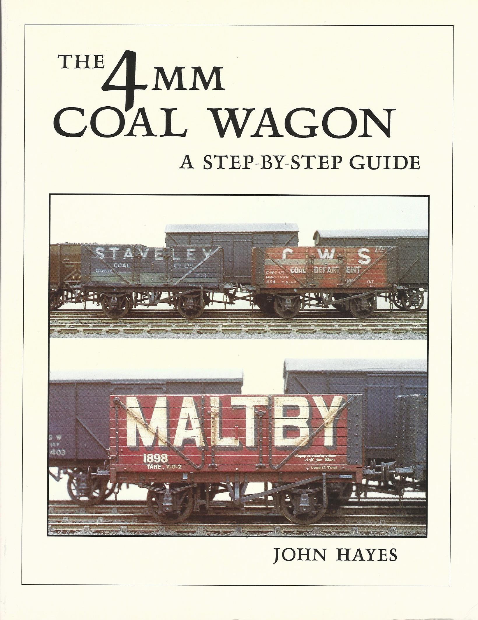 Image for The 4mm Coal Wagon, a Step-by-Step Guide