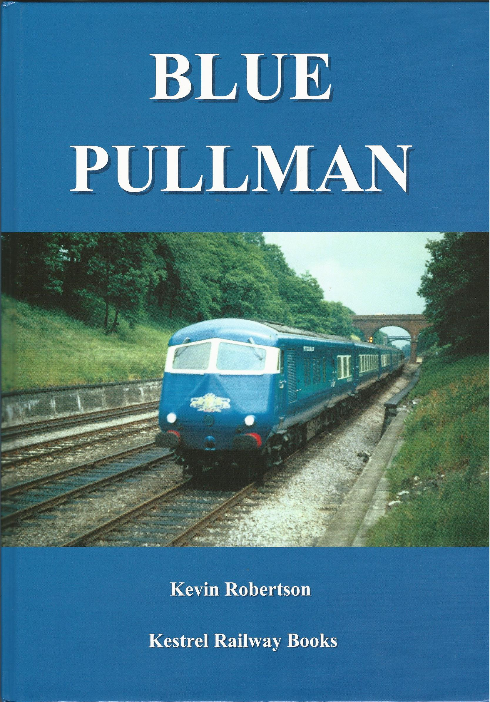 Image for Blue Pullman