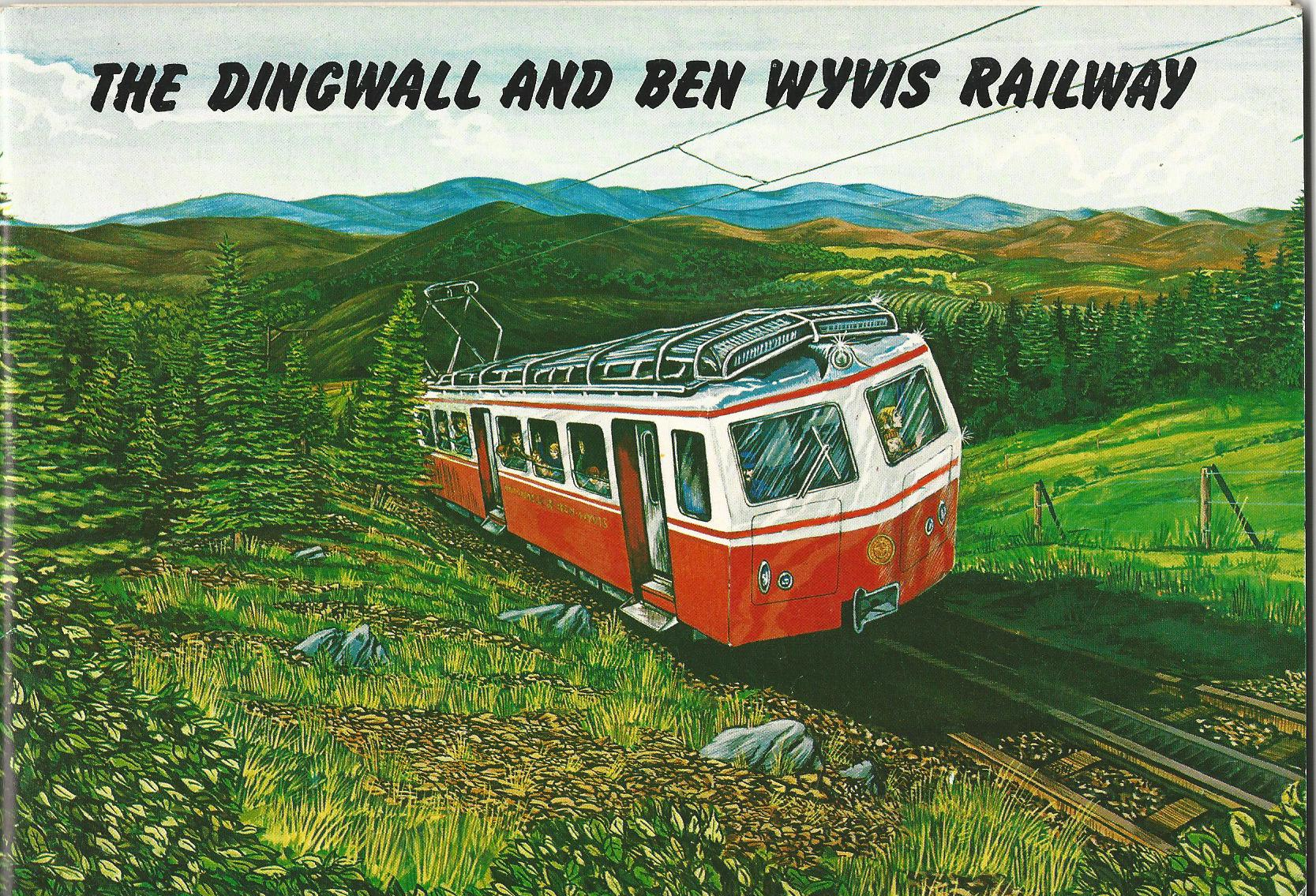 Image for The Dingwall and Ben Wyvis Railway