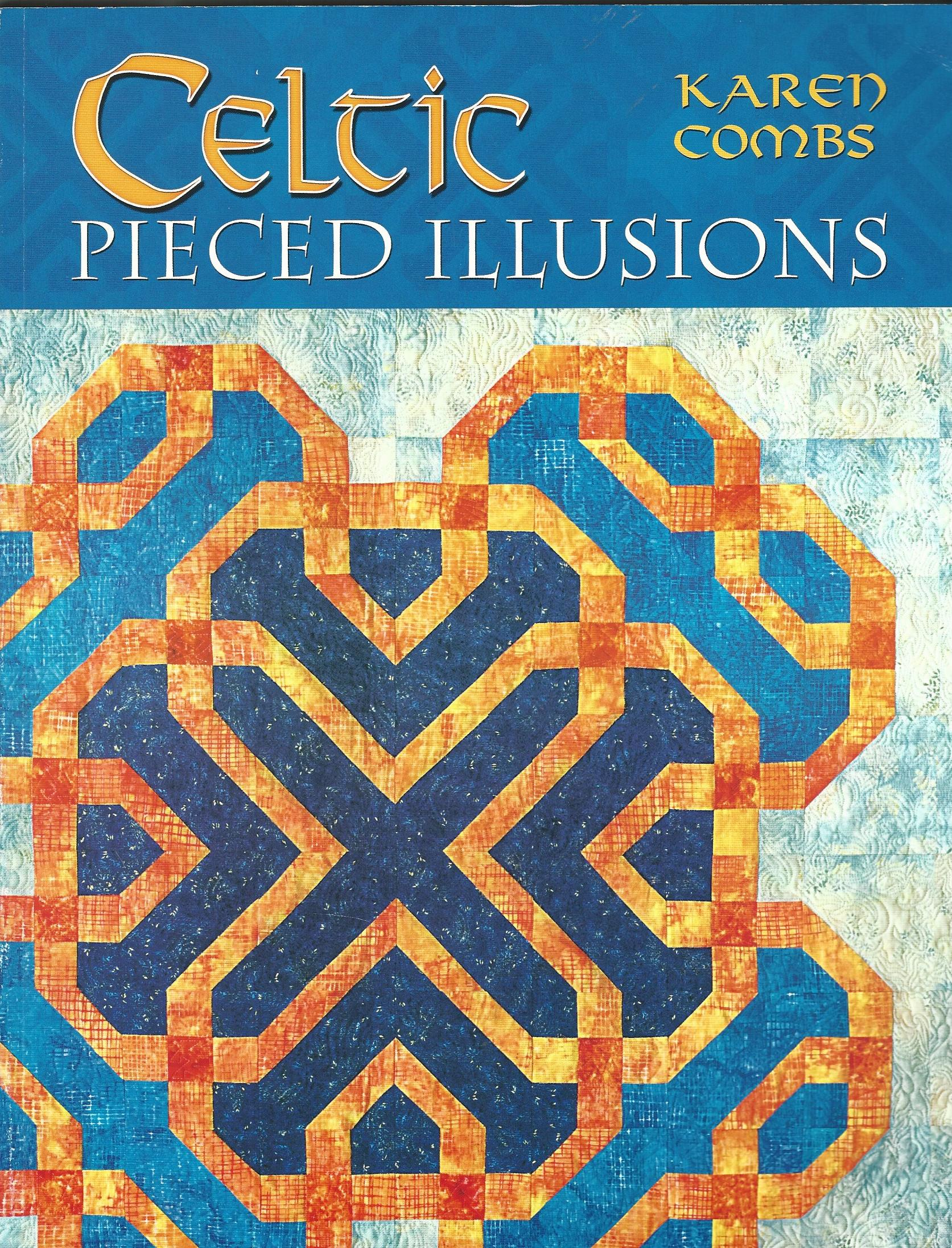 Image for Celtic Pieced Illusions