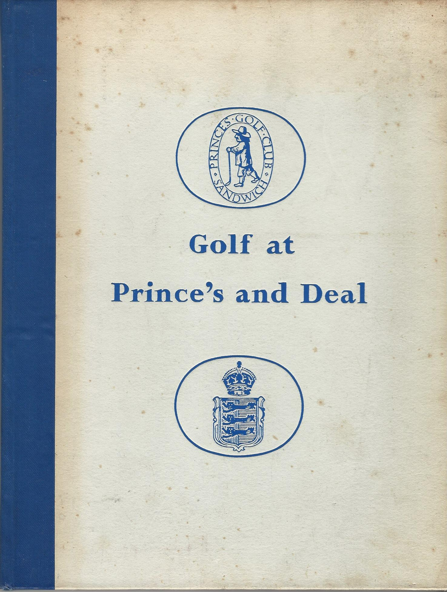 Image for Golf at Prince's and Deal