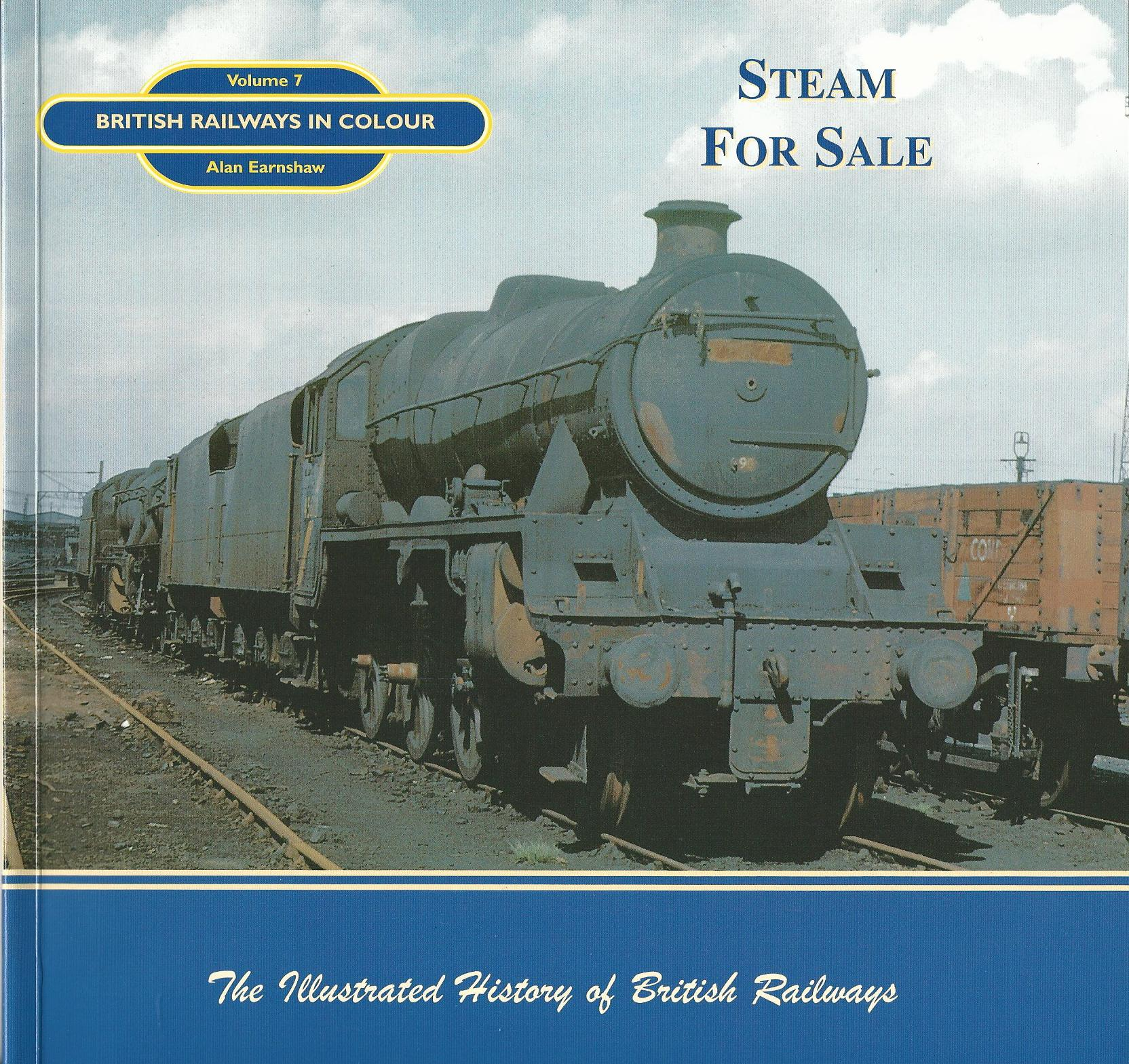 Image for British Railways in Colour: Steam for Sale