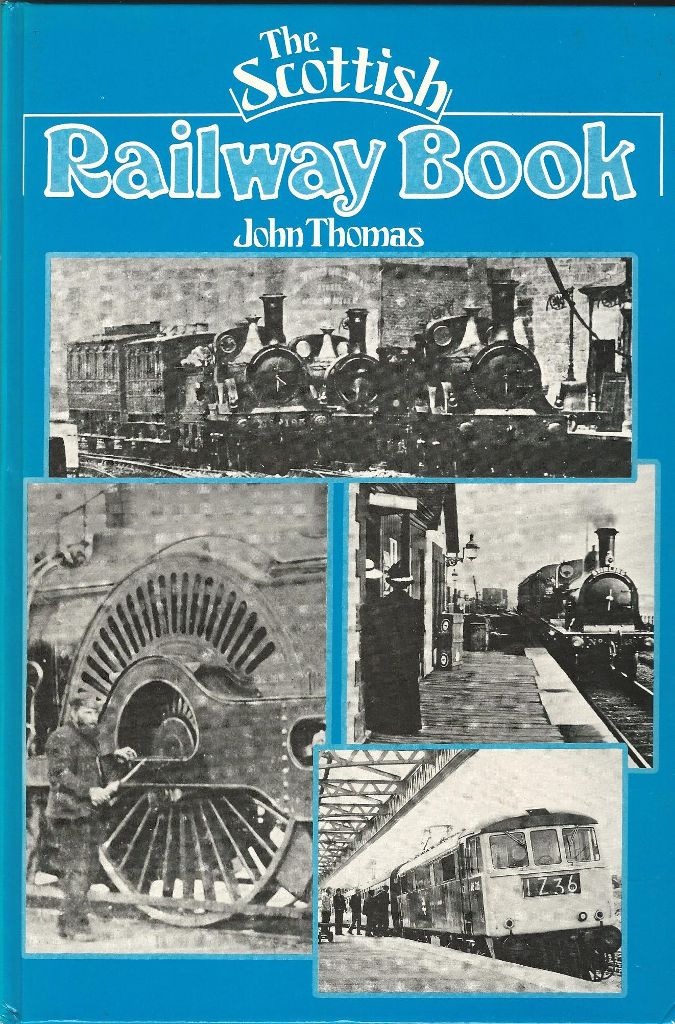 Image for Scottish Railway Book