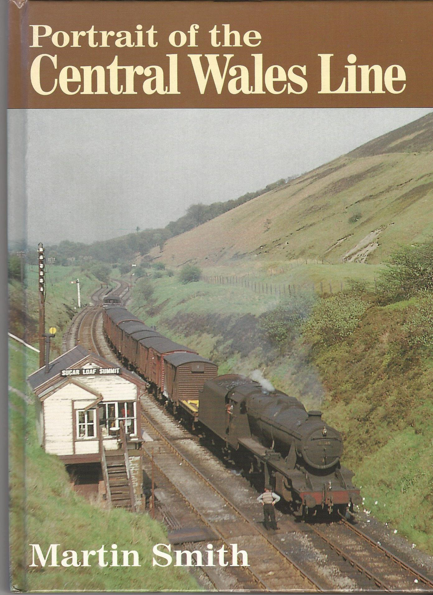 Image for Portrait of the Central Wales Line