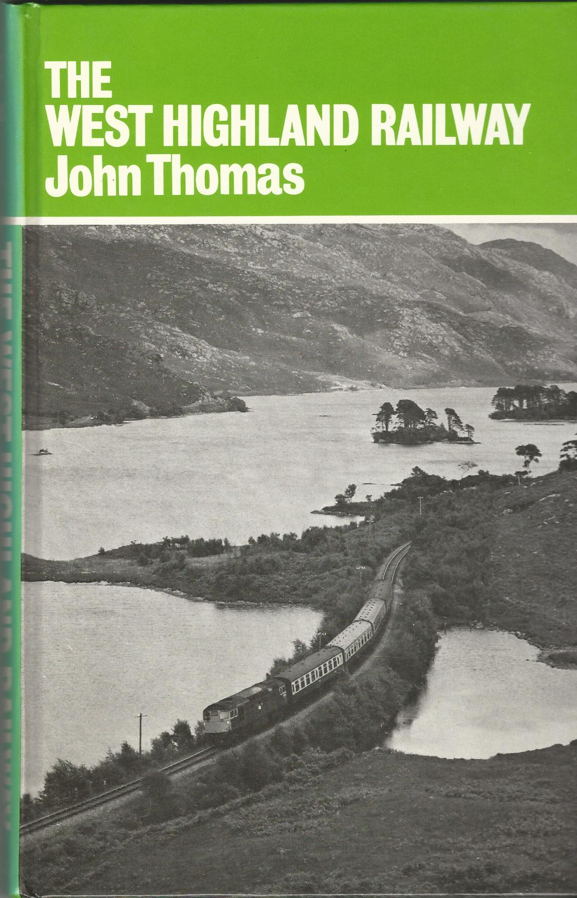 Image for The West Highland Railway