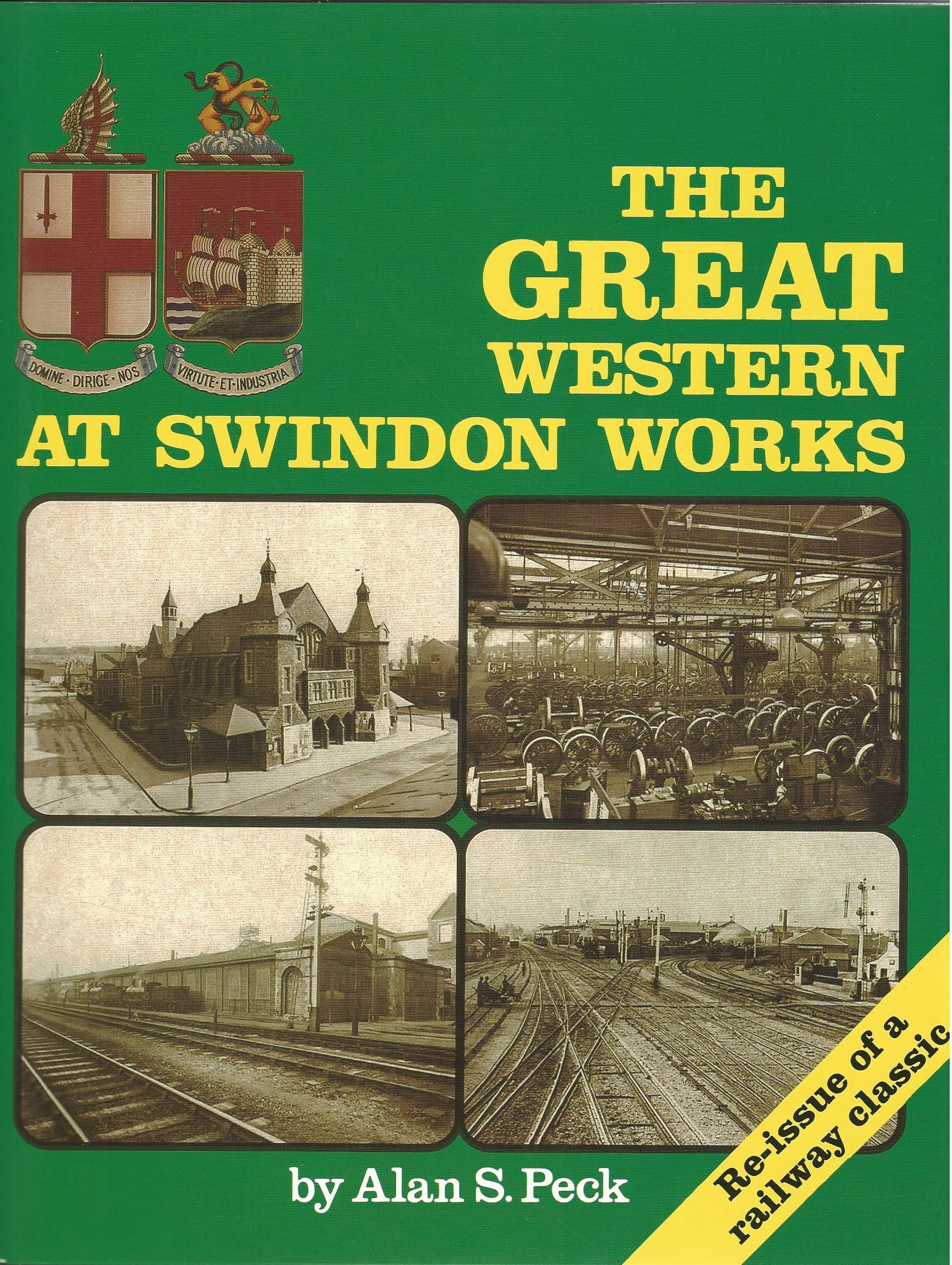 Image for The Great Western at Swindon Works