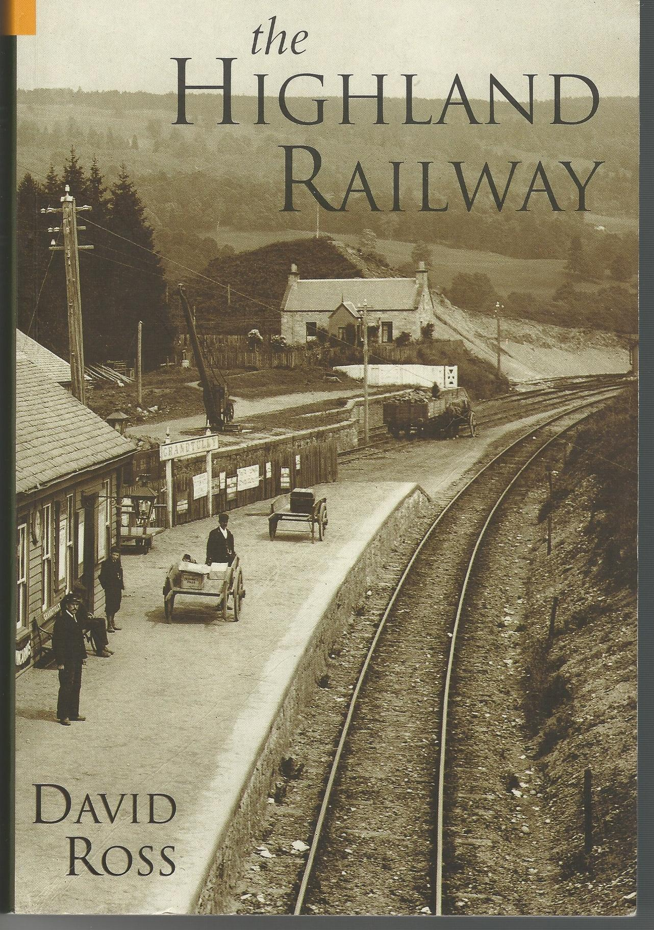Image for The Highland Railway.