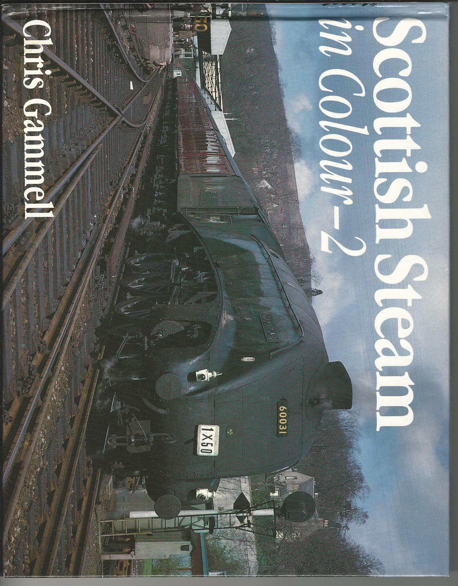 Image for Scottish Steam in Colour.