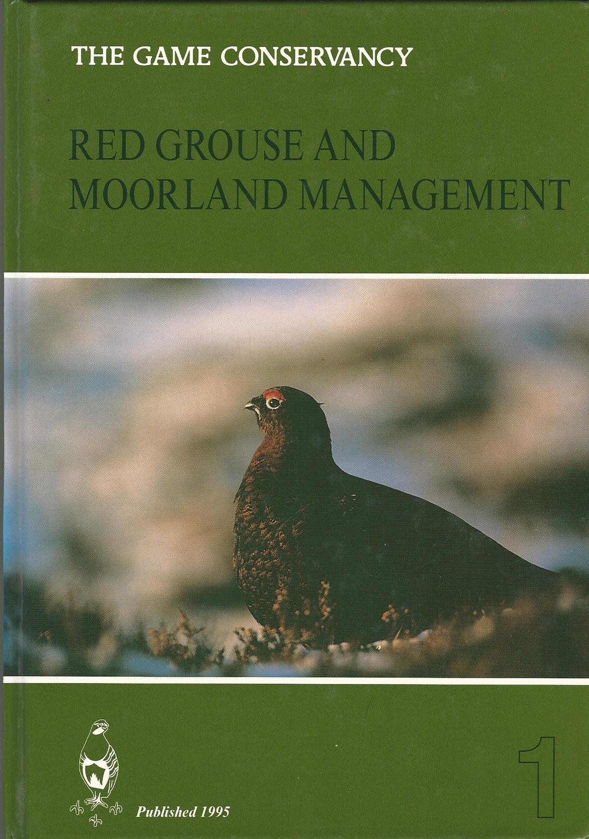 Image for A Manual of Red Grouse and Moorland Management