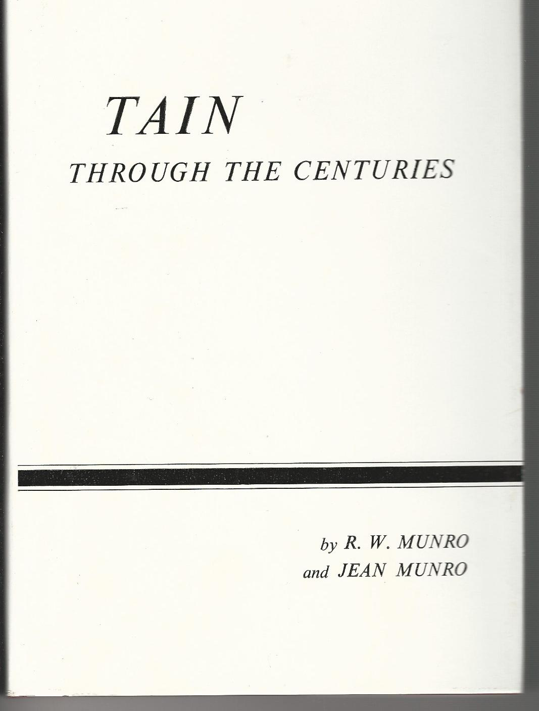 Image for Tain Through the Centuries.