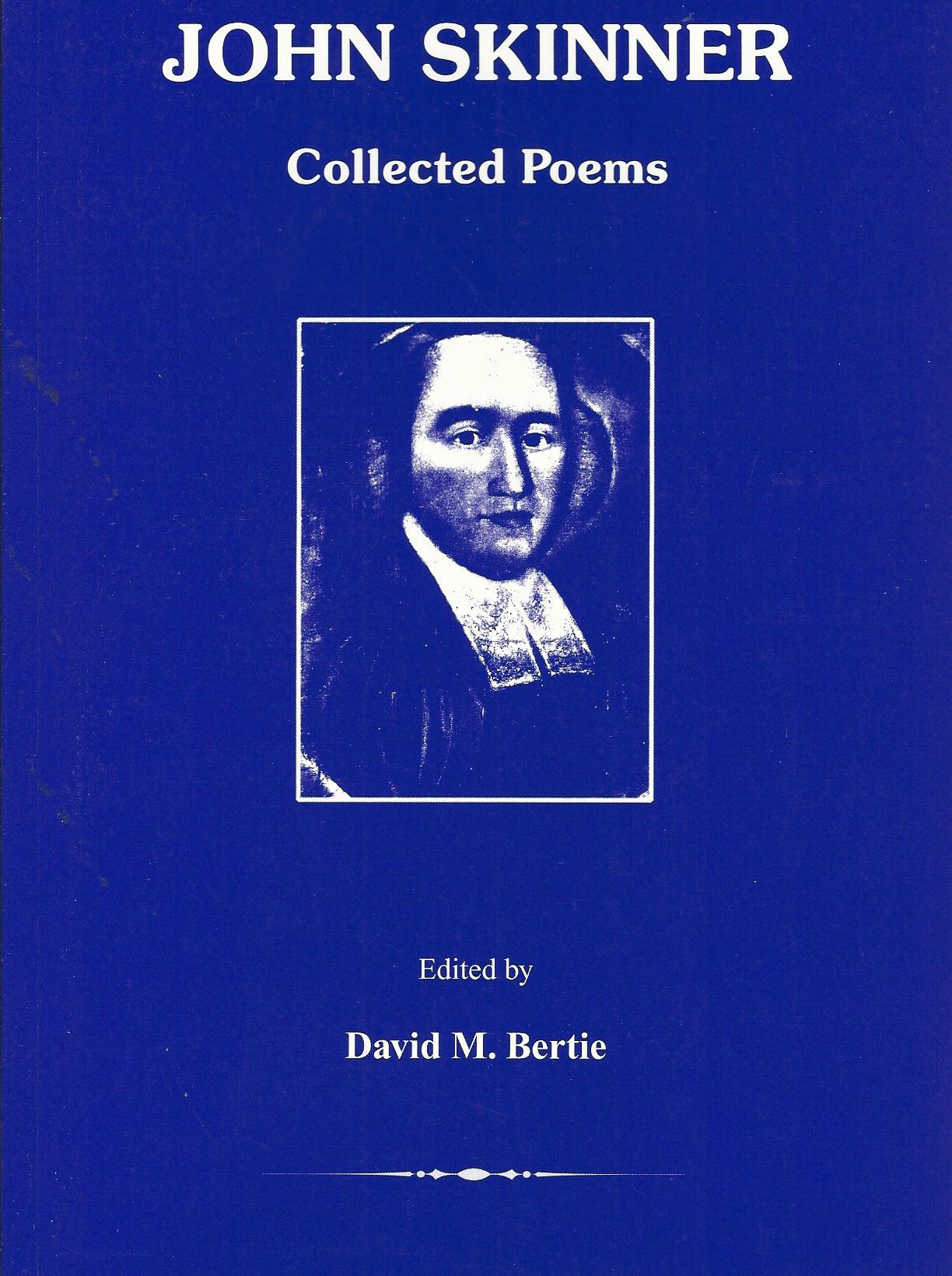 Image for John Skinner Collected Poems.