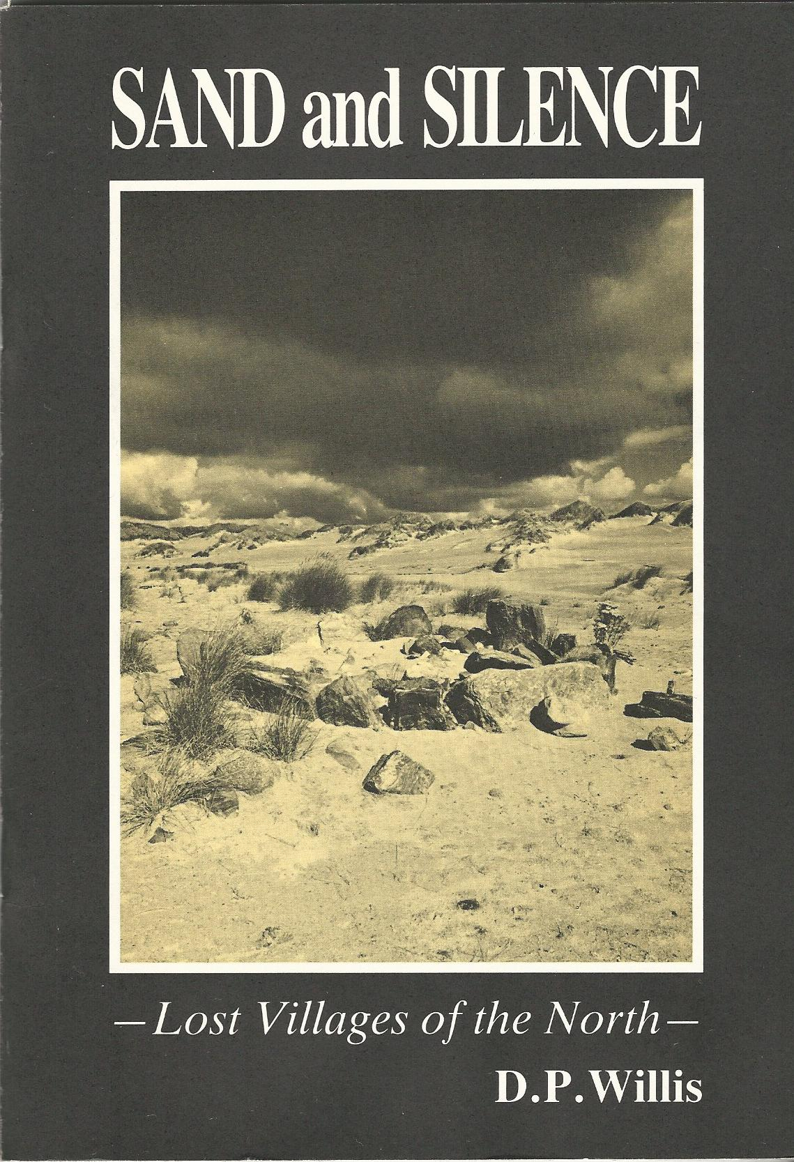 Image for Sand and Silence: Lost Villages of the North