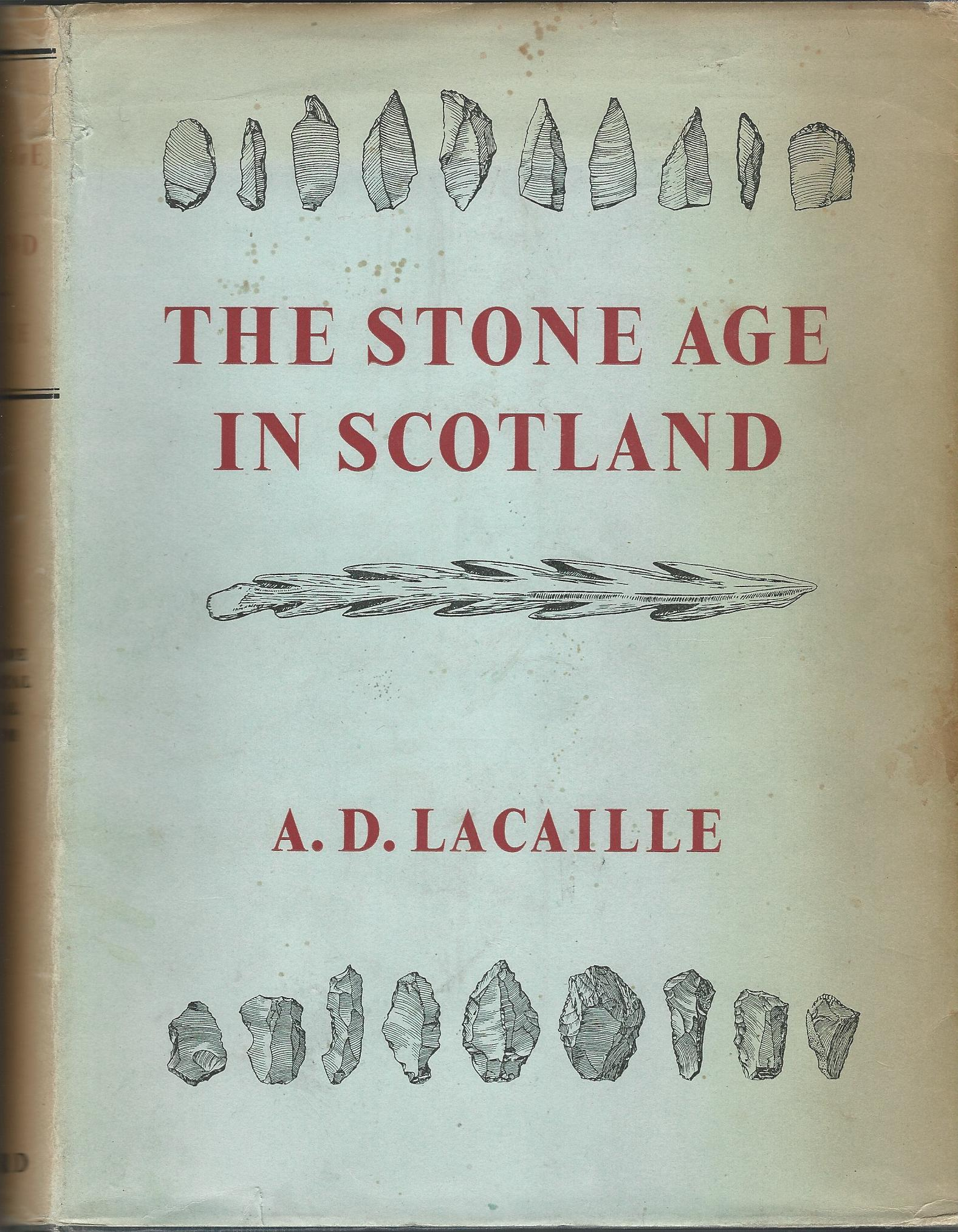 Image for The Stone Age in Scotland