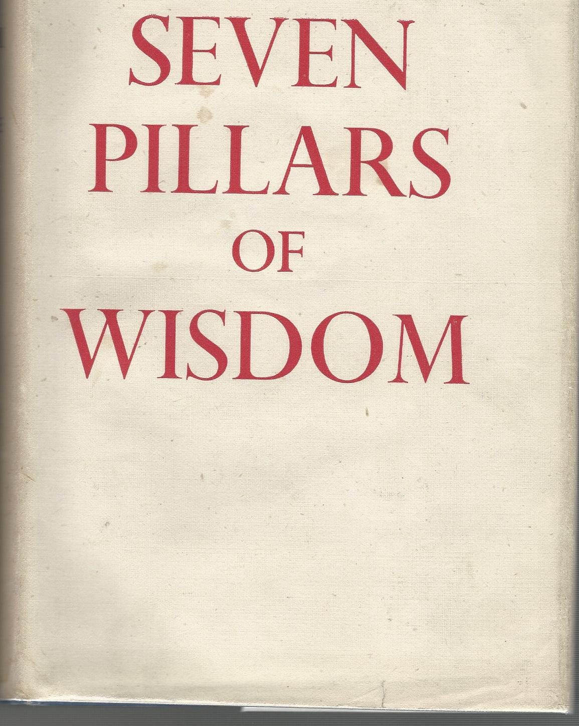 Image for Seven Pillars of Wisdom.