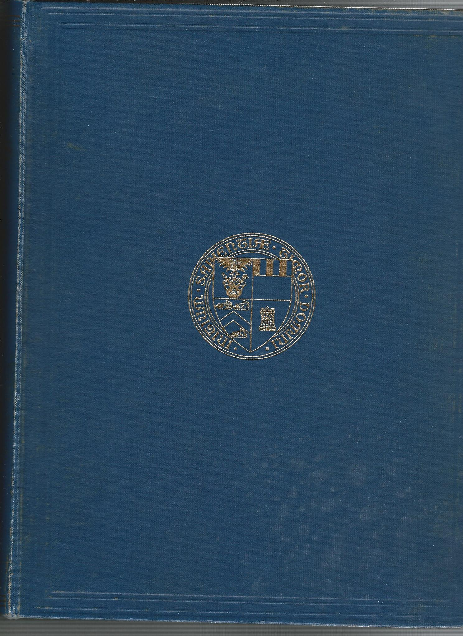 Image for Roll of Graduates of the Aberdeen University 1926 -1955 with Supplement 1860-1925