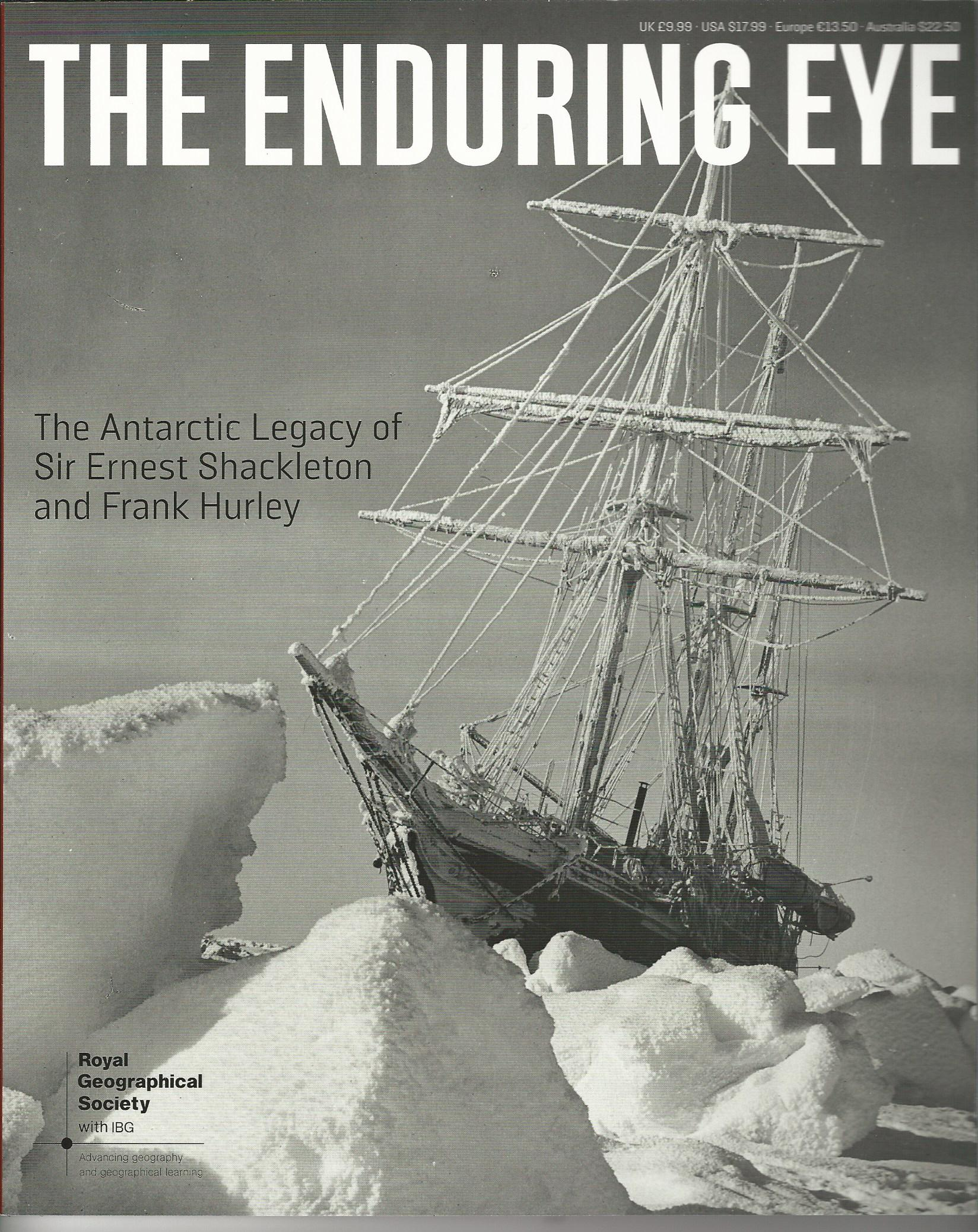 Image for Shackleton: The Enduring Eye.