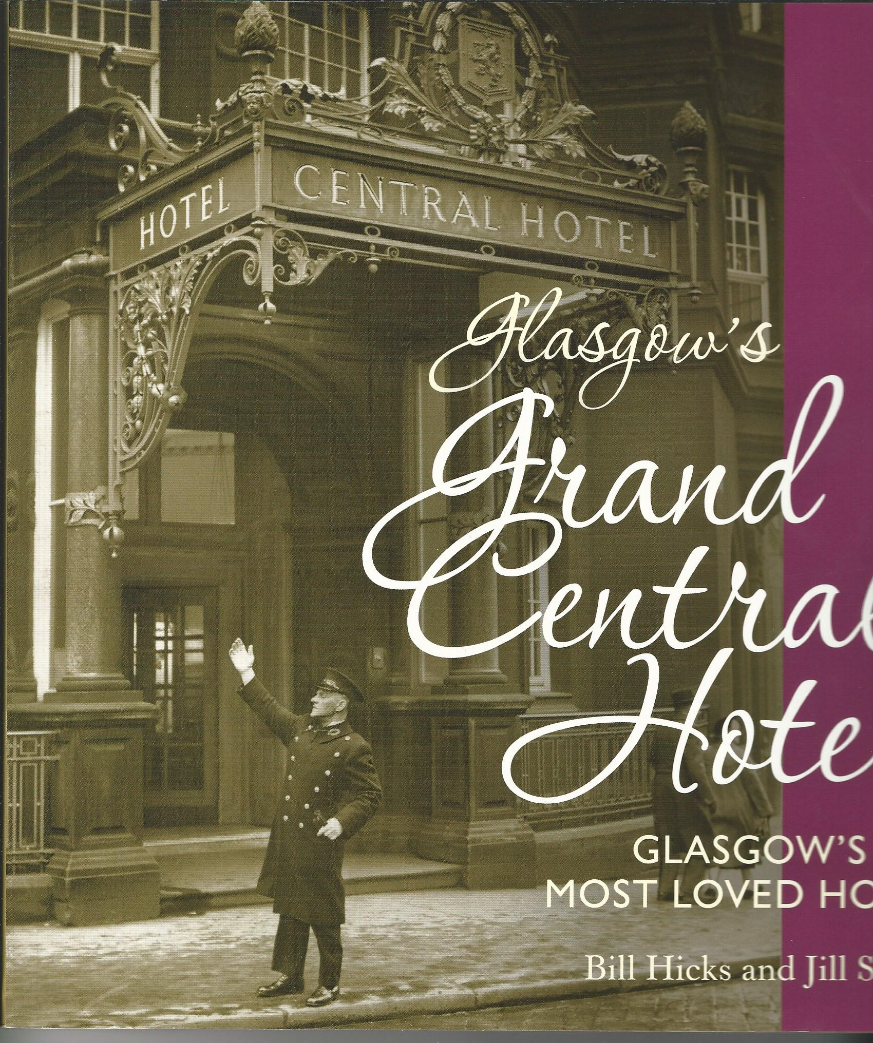Image for Glasgows Grand Central Hotel.