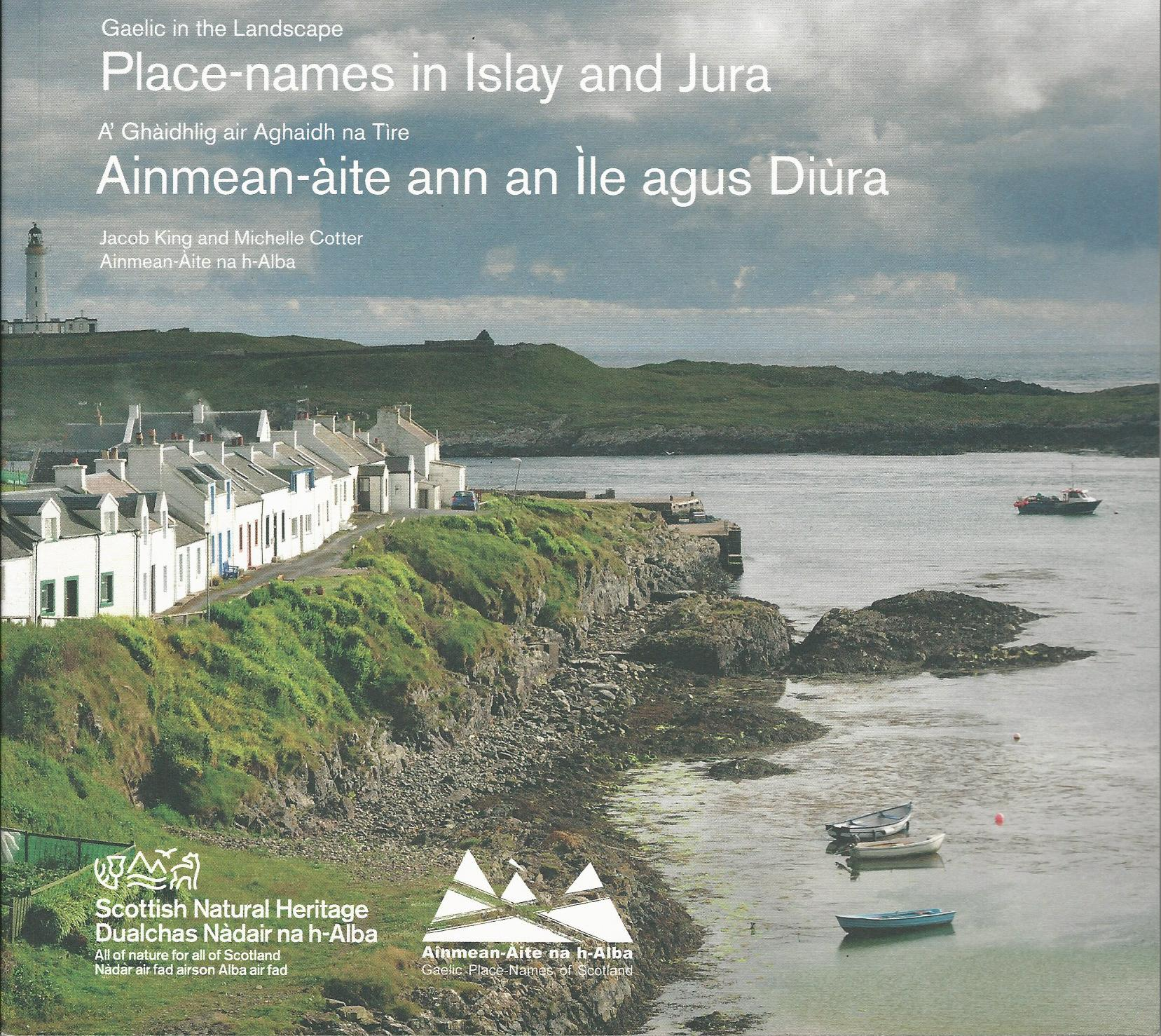Image for Place-Names in Islay and Jura.