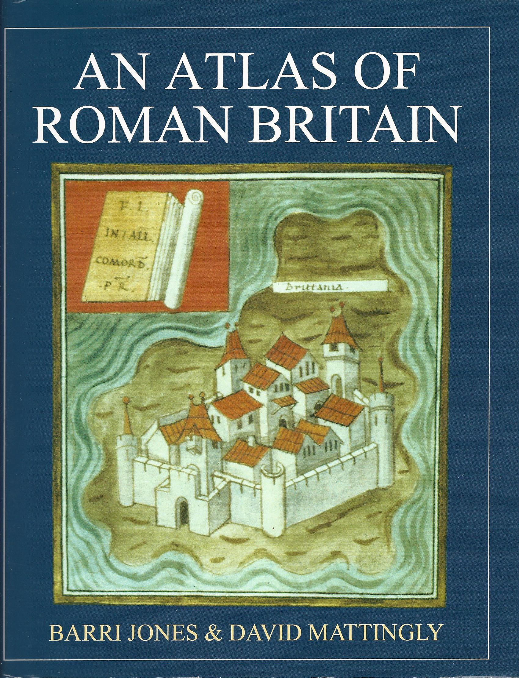 Image for An Atlas of Roman Britain
