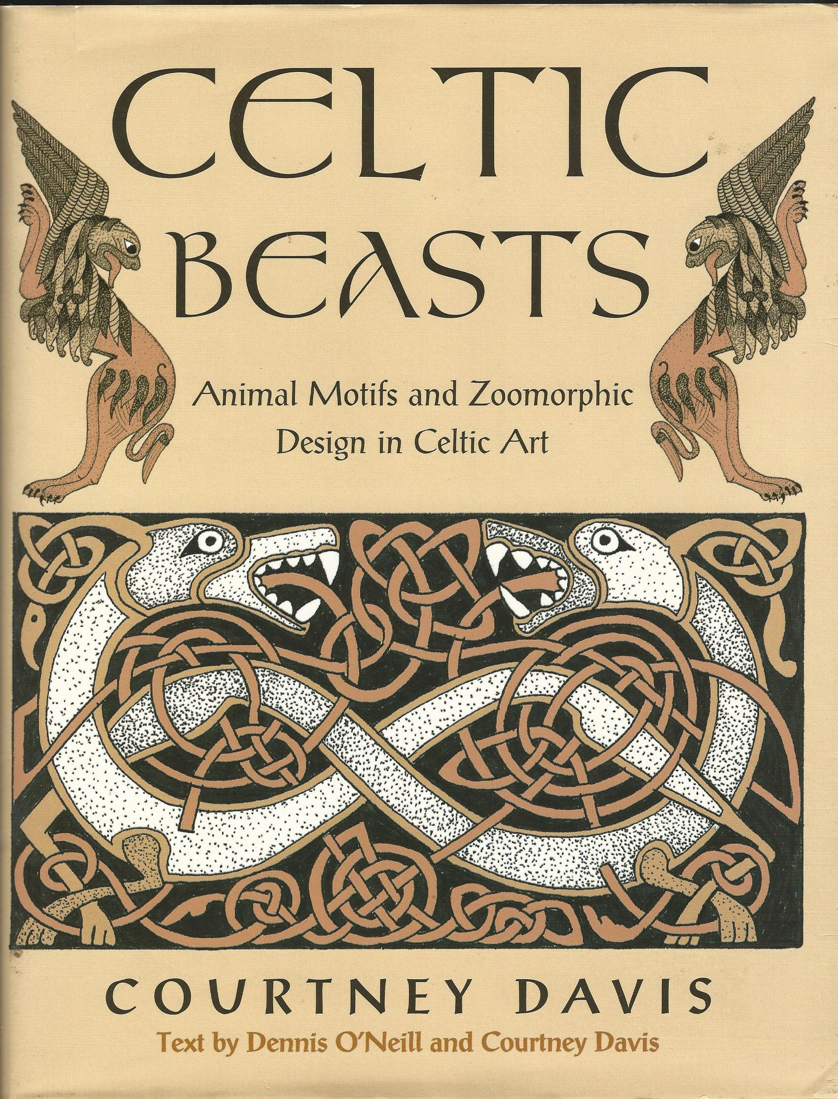 Image for Celtic Beasts: Animal Motifs and Zoomorphic Design in Celtic Art