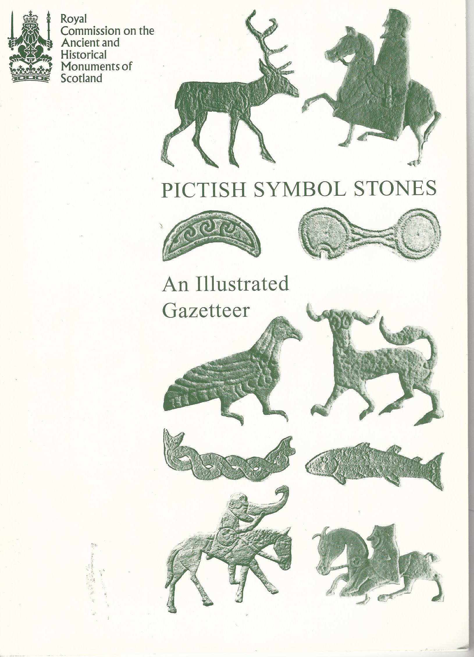 Image for Pictish Symbol Stones - an Illustrated Gazetteer.
