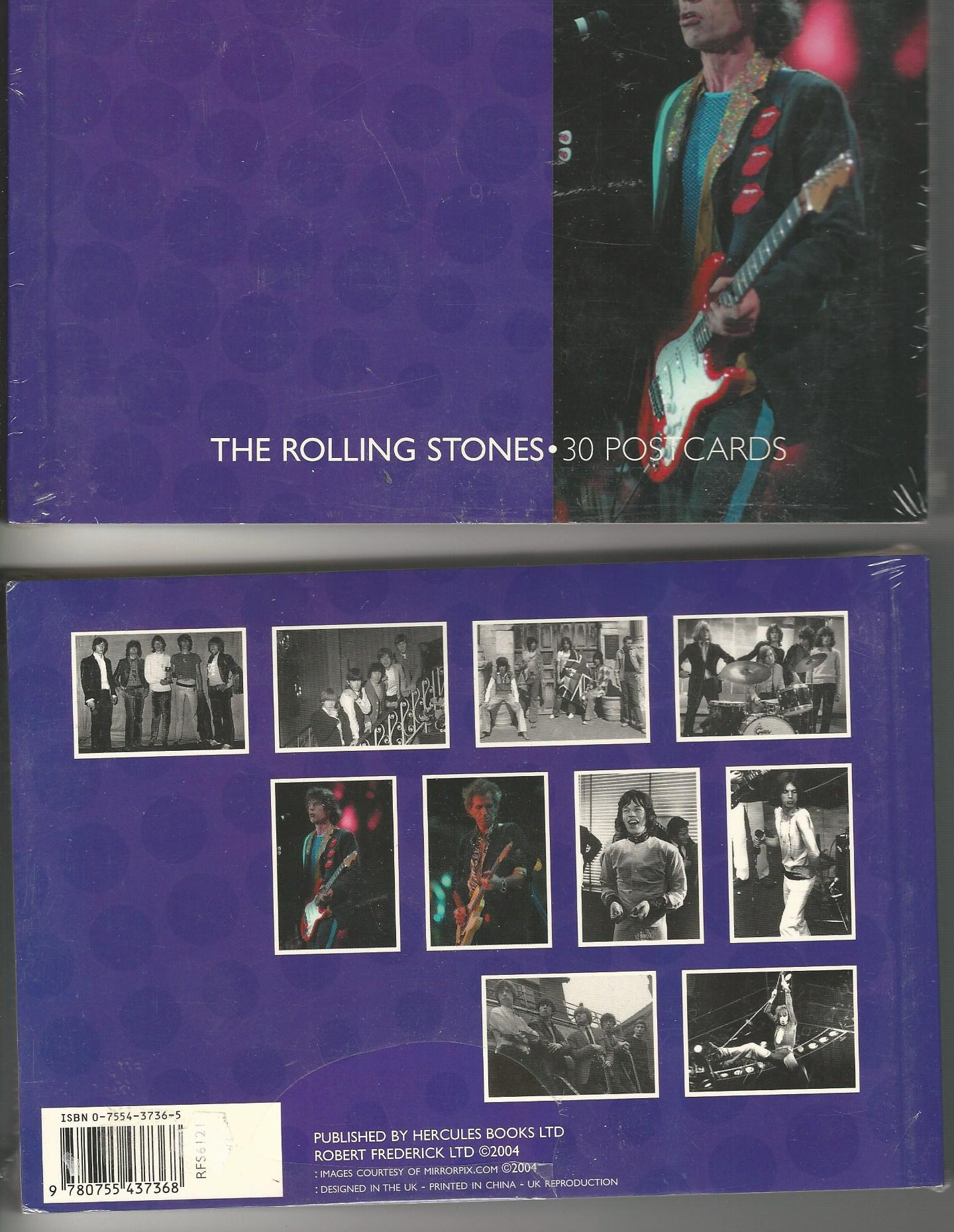 Image for The Rolling Stones. 30 Postcards.