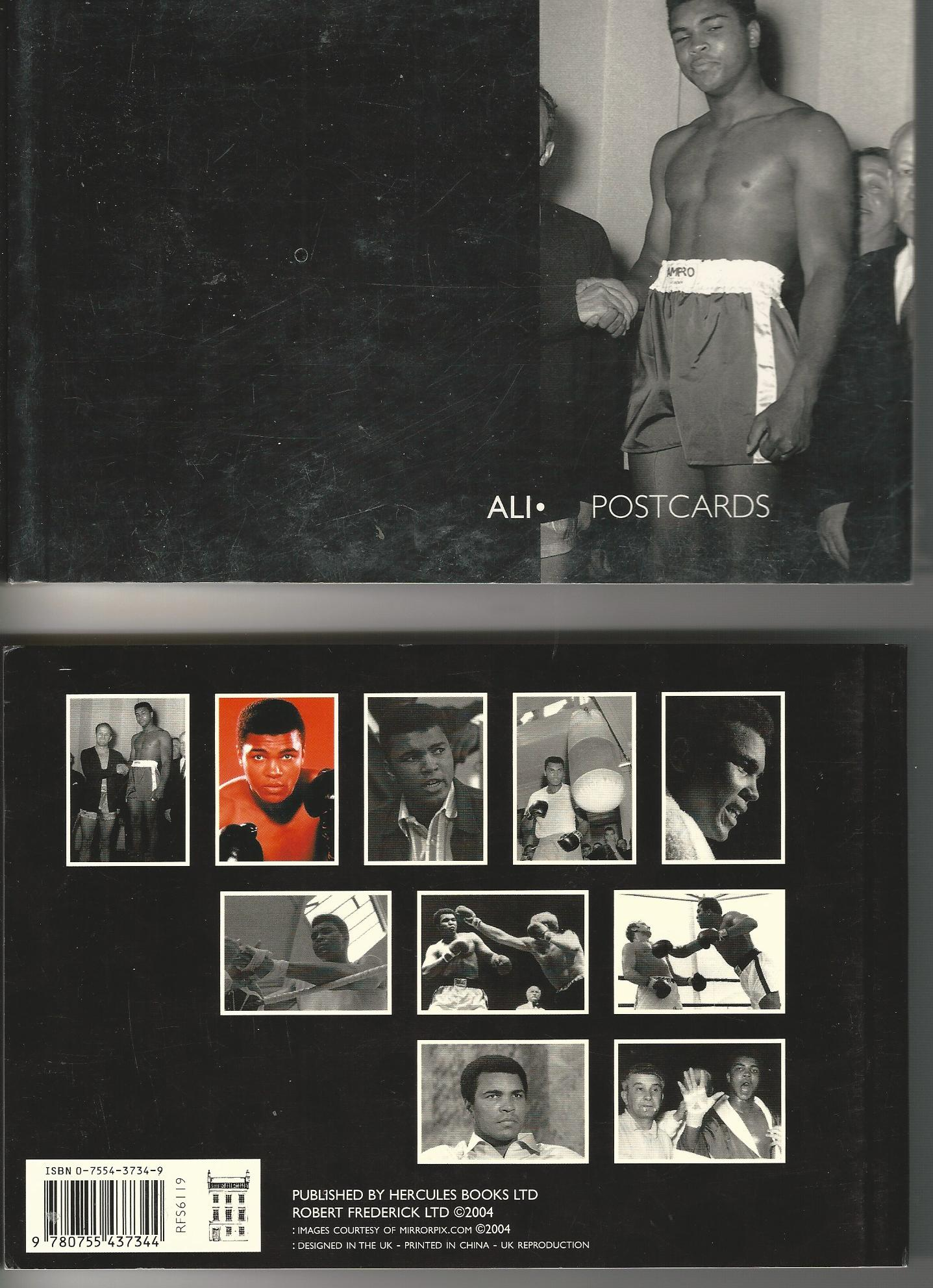 Image for Muhammed Ali 30 Postcards