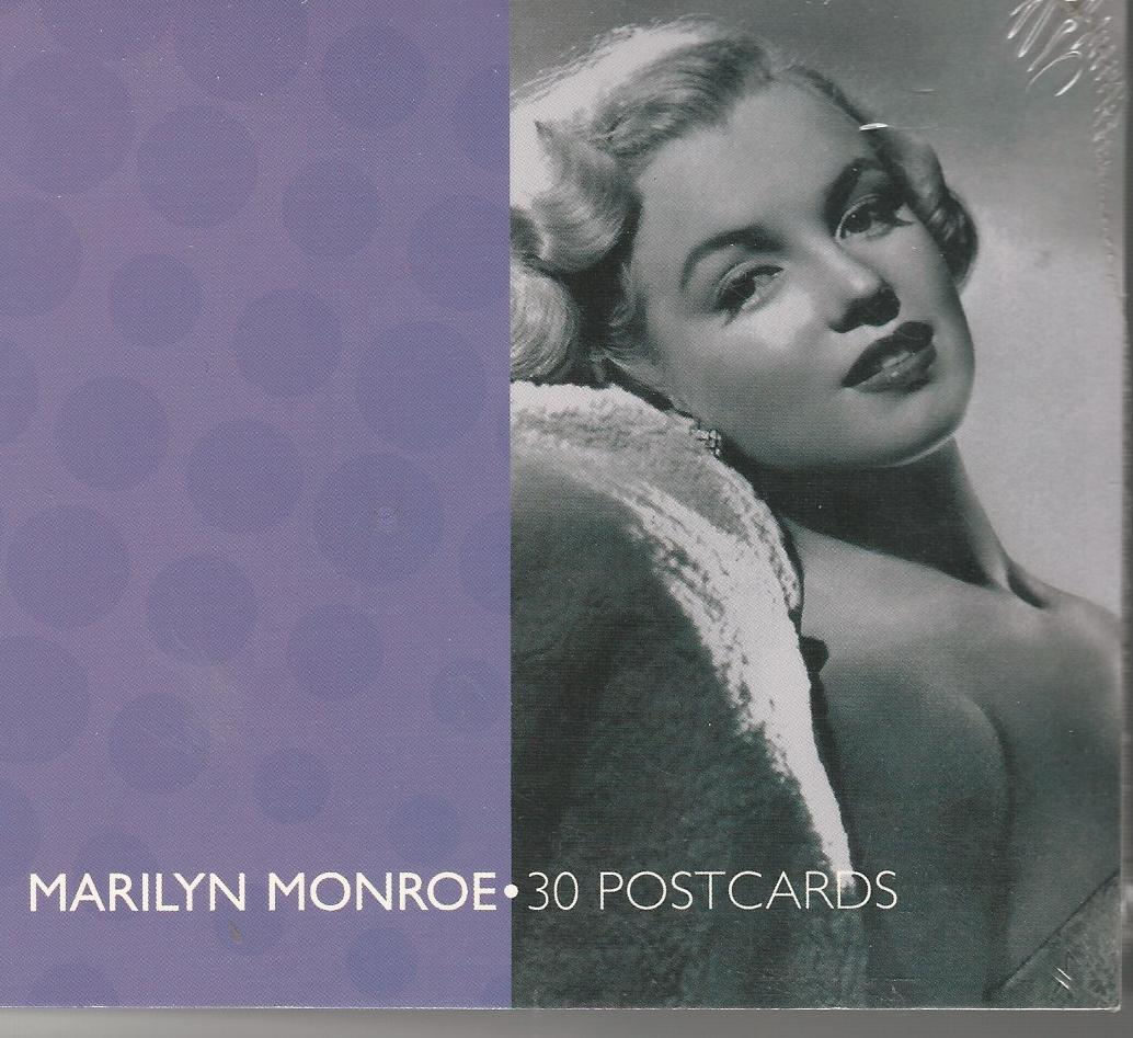 Image for Marilyn Monroe. 30 Postcards.