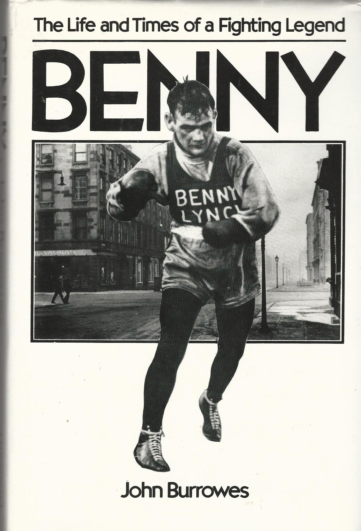 Image for Benny Lynch: the life and times of a fighting legend