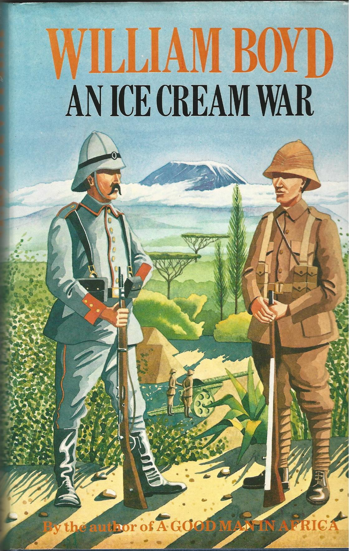 Image for An Ice-Cream War