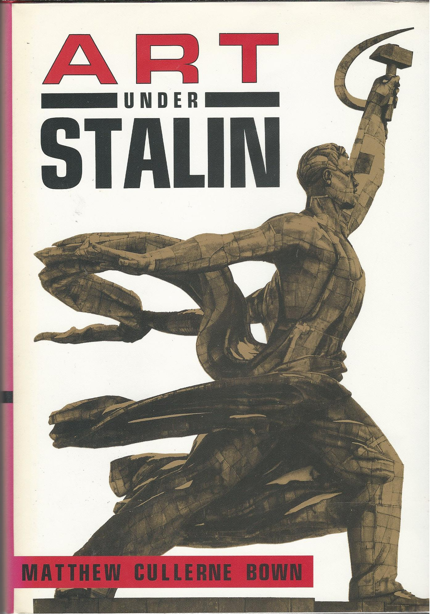Image for Art Under Stalin