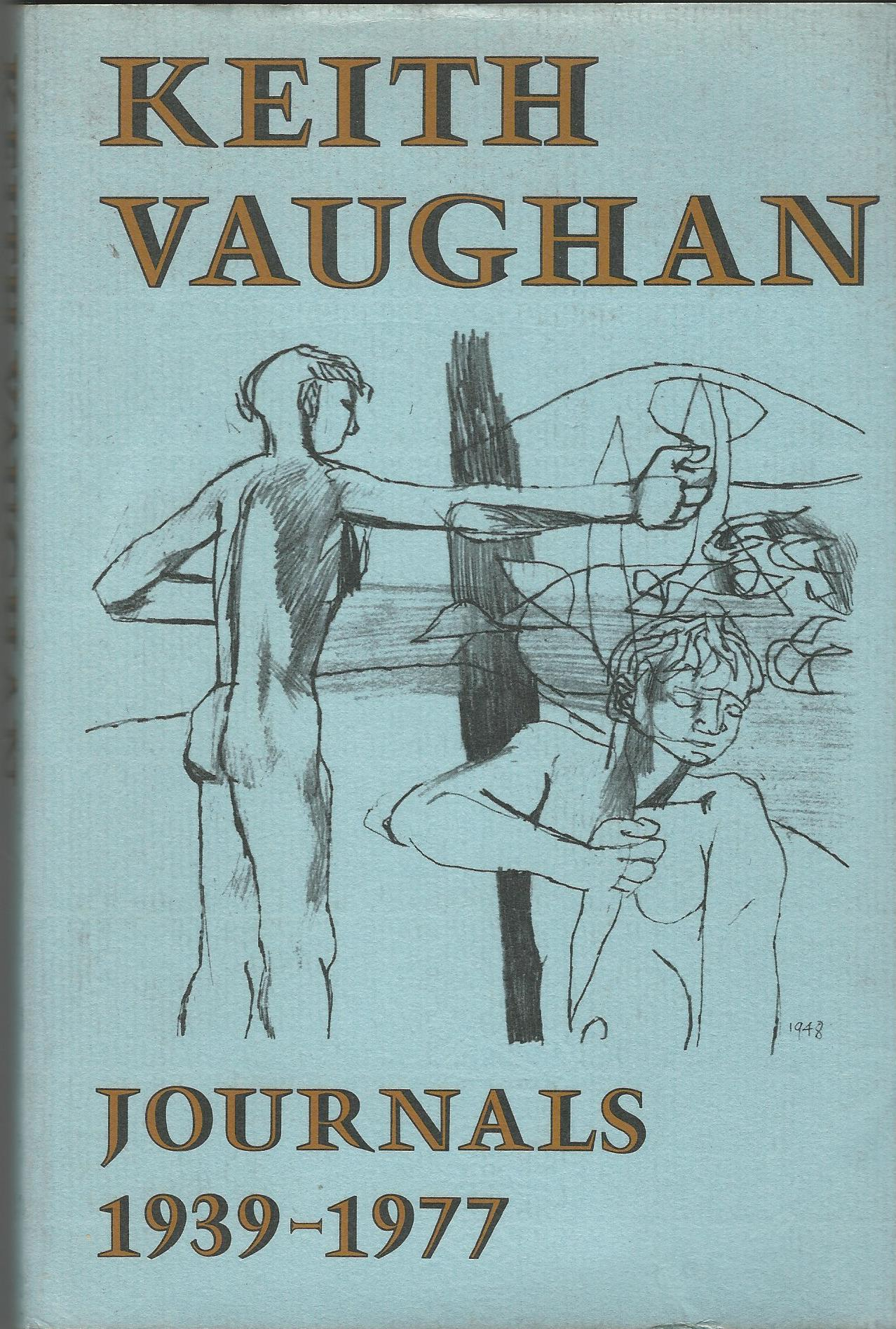 Image for Keith Vaughan: Journals, 1939-1977