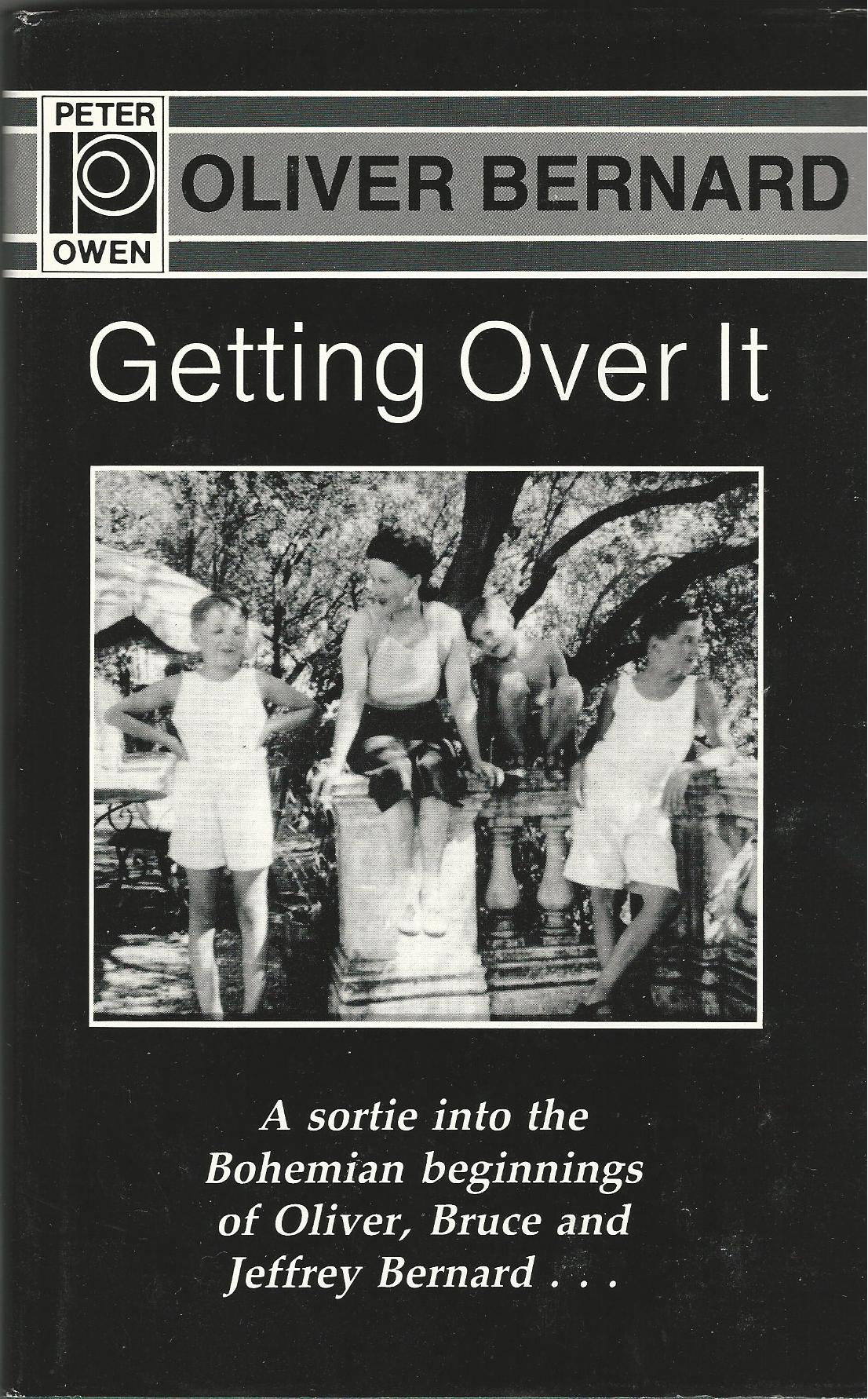 Image for Getting Over it: Recollections