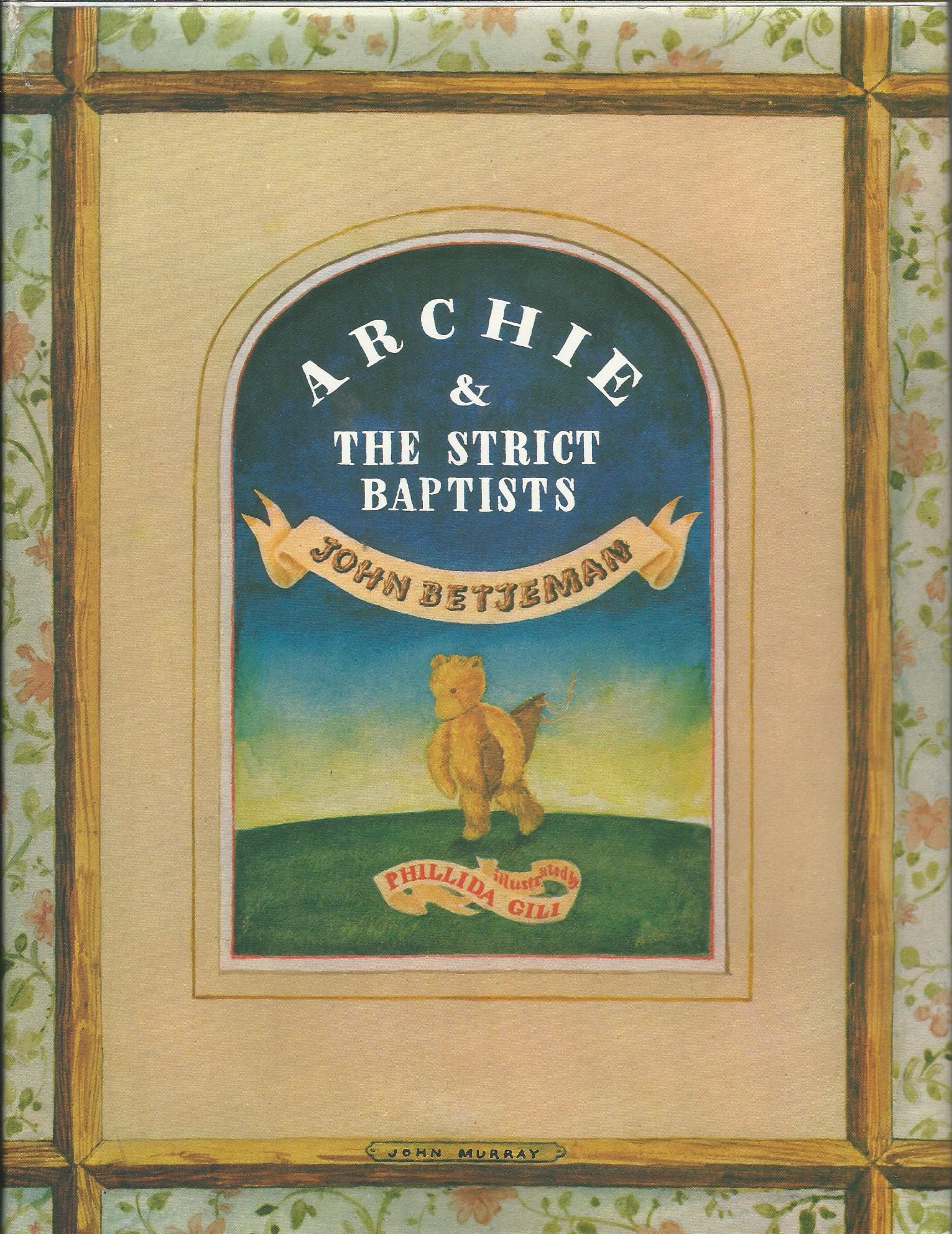 Image for Archie and the Strict Baptists.