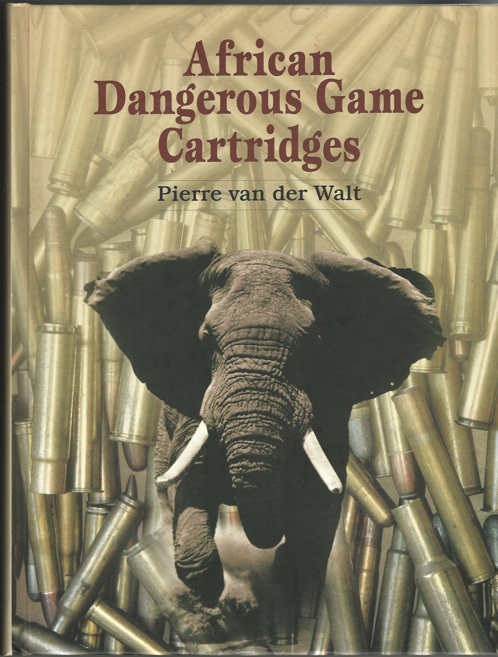 Image for African Dangerous Game Cartridges