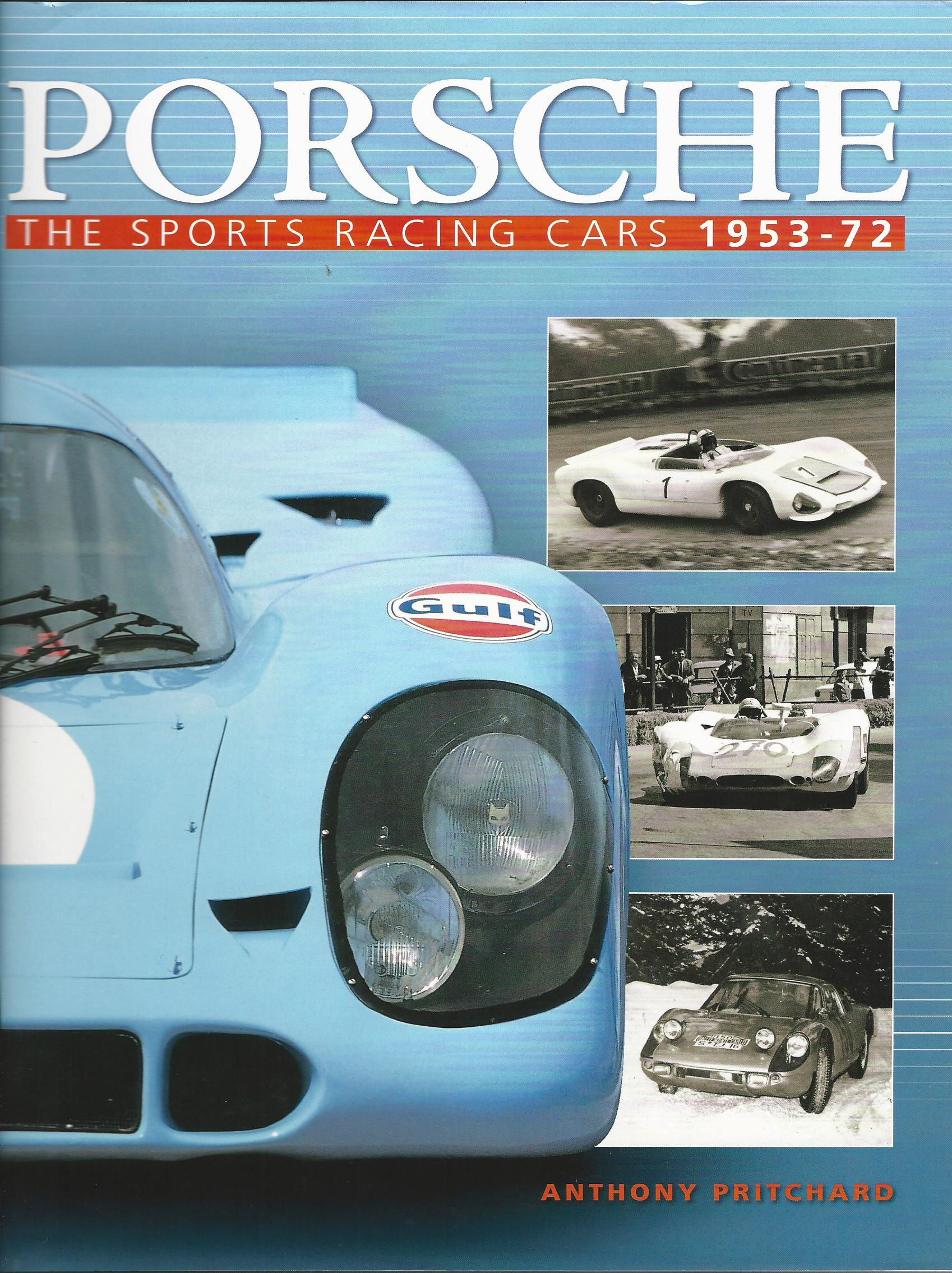 Image for Porsche: The Sports Racing Cars 1953-1972