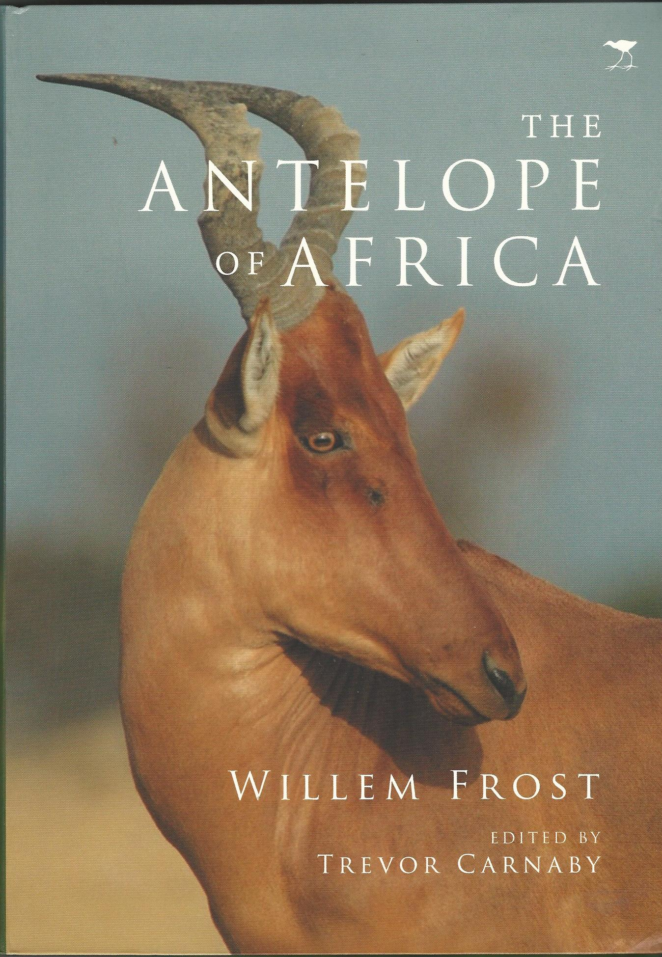 Image for The Antelope of Africa