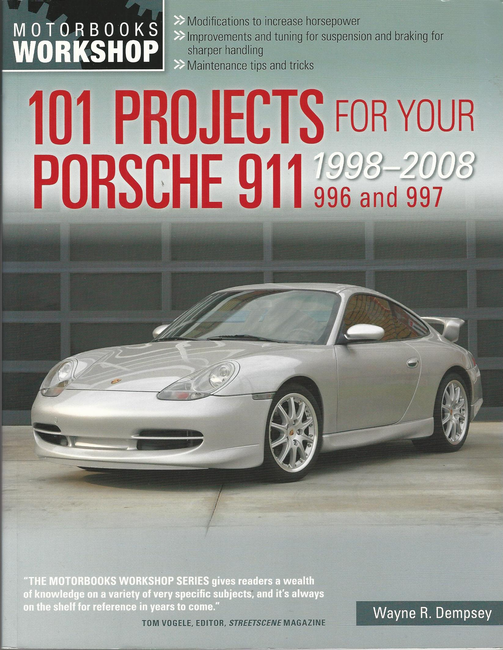 Image for 101 Projects for Your Porsche 911, 996 and 997 1998-2008