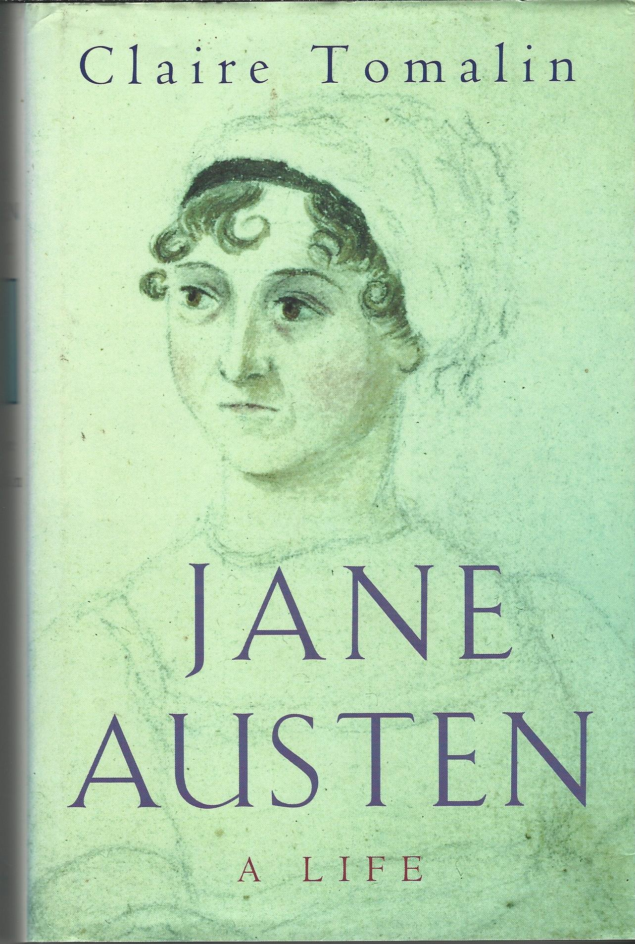 Image for Jane Austen: A Life.