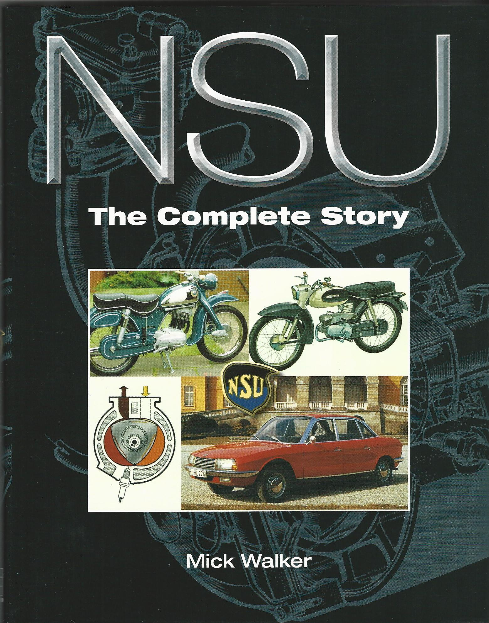 Image for NSU: The Complete Story