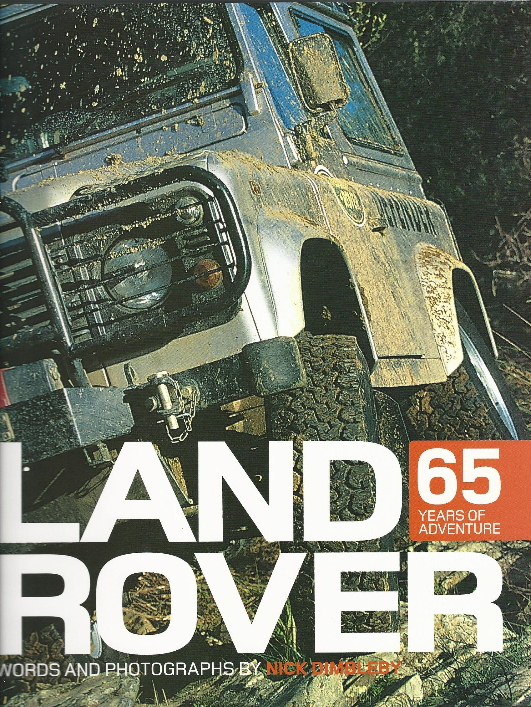 Image for Land Rover: 65 Years of Adventure