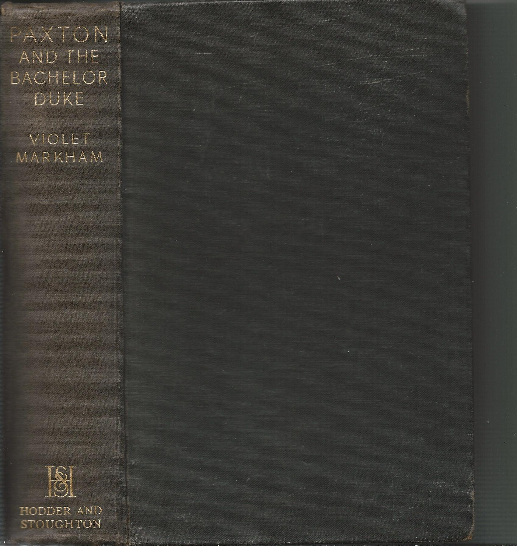 Image for Paxton and Batchelor Duke.