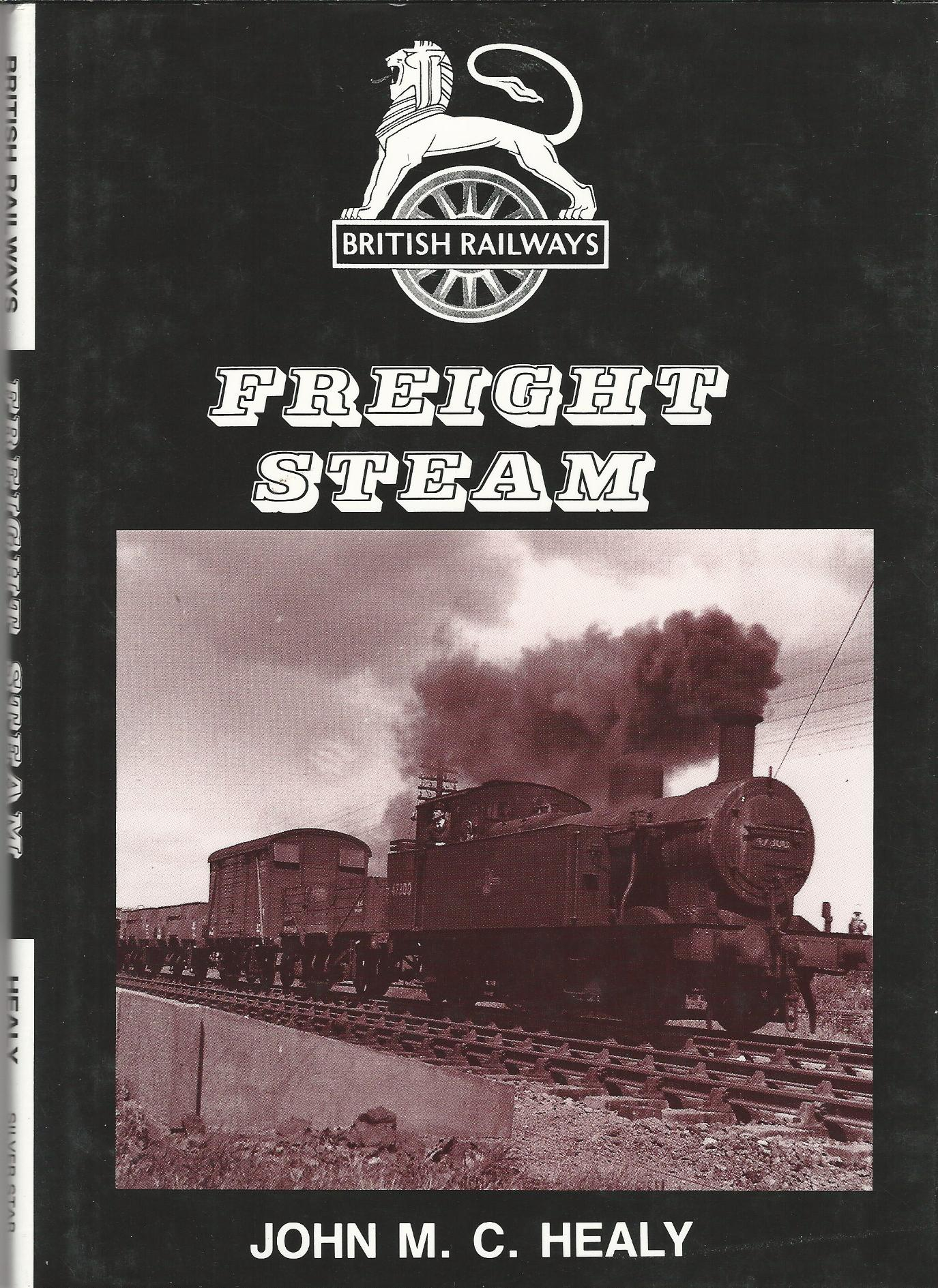 Image for British Railways Freight Steam.